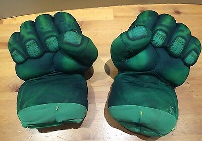 Hulk smash hands/fists with sounds Marvel