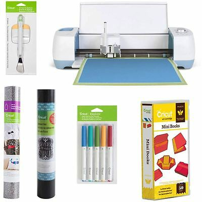 Cricut Explore Air Free £60 Pack Worth £300 Wireless Electronic Cutting Machine