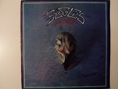 Eagles vinyl record