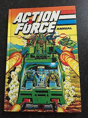 Vintage Action Force Annual Comic Storybook 1989 - GI G.I. Joe - mint condition