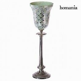 Chandelier mosaïque blanc - Collection Alhambra by Homania