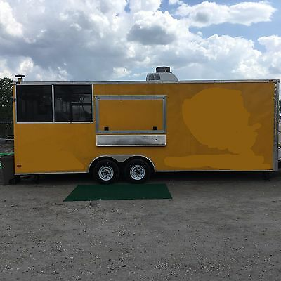 24' Food Trailer - Ready to serve!!