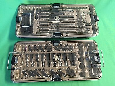 Zimmer VerSys General Instrument Tray & System Rasp Tray