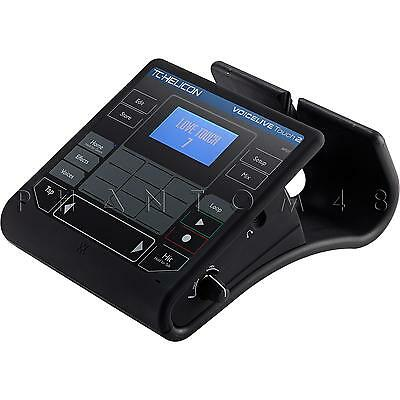 TC-Helicon VoiceLive Touch 2 Vocal Effects Touch Screen Live Pro/Karaoke Unit