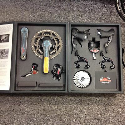 Campagnolo 80th Anniversary 172.5 Groupset