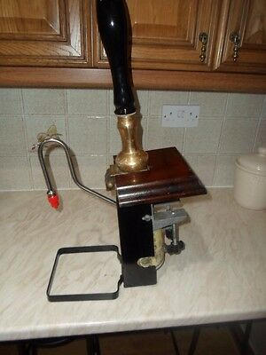 Hand pull beer pump real ale worthside(used) BARGAIN