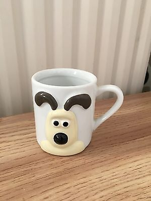 wallace and gromit gromit mug