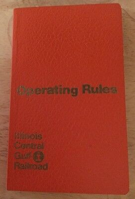 Illinois Central Railroad Operating Rules