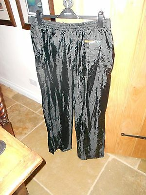 Middy Fishing Tackle Water-Proof Trousers BNWT XL
