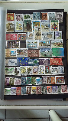 65 TIMBRES Irlande (lot6)