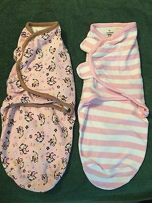Nb Swaddle Me Size Small