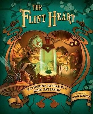 The Flint Heart by Katherine Paterson 9781406341492 (Paperback, 2014)-F027
