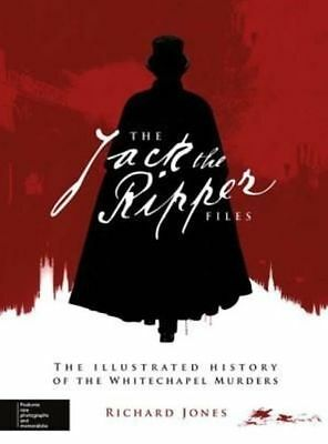 Jack the Ripper by Richard Jones Hardcover Book (English) NEW F002