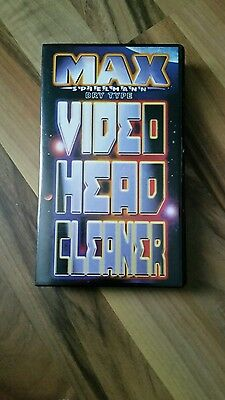 Video Head Cleaner