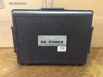 Monster-Dr. Power By Entech Wide Band Powerline Noise Analyzer