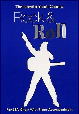 The Novello Youth Chorals: Rock And Roll (SSA) Sheet Music NEW F003
