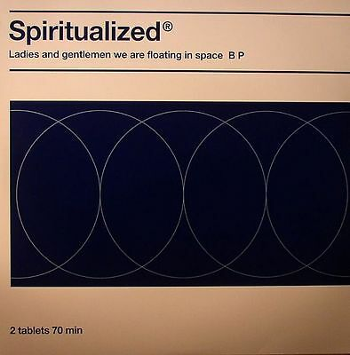 SPIRITUALIZED - Ladies & Gentlemen We Are Floating In Space - Vinyl (2xLP)