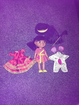 Dora Explorer Doll With Cllothes