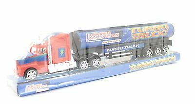 Motor Masters Turbo Truck Toy - Red