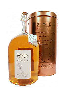 Jacopo Poli, Grappa Sarpa Barrique Di Poli ´big Mama´ 3,0 L
