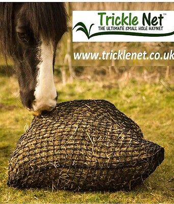Trickle Hay Net - Official Product. Greedy/fast Eaters! Hardly Used