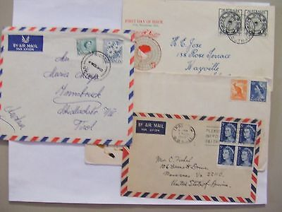 Four Australia old covers