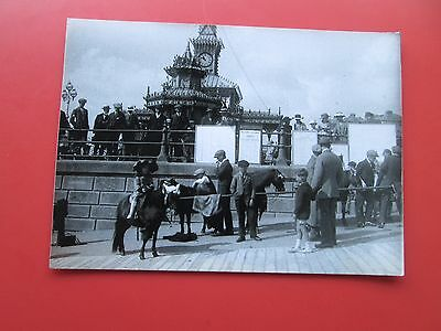 Bournemouth; Copy Photo of Pier Entrance  (c. early 1920s)