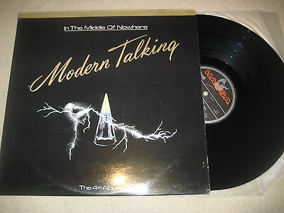Modern Talking - In the middle of nowhere   Vinyl  LP