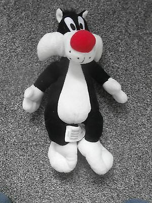 Sylvester the cat soft toy