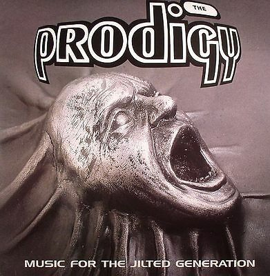 PRODIGY, The - Music For The Jilted Generation - Vinyl (2xLP)