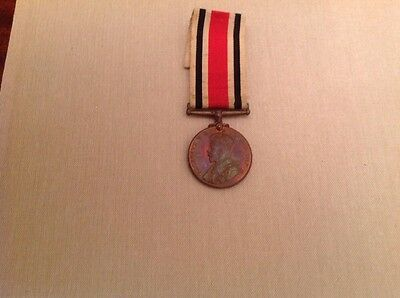 Medal For Faithfull Service In Special Constabulary