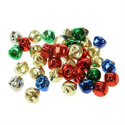 Jingle Bell Creation Station 15 mm Jingle Bells Assorted Color Pack of 80 CT2255