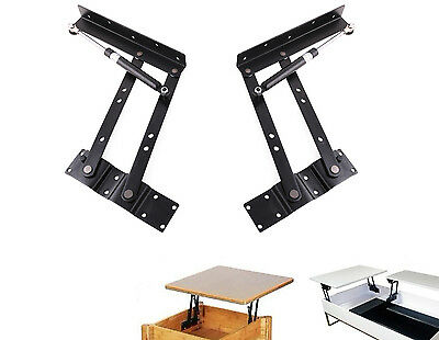 Modern Lift up Coffee Table Mechanism Hardware Fitting Furniture Hydraulic Hinge