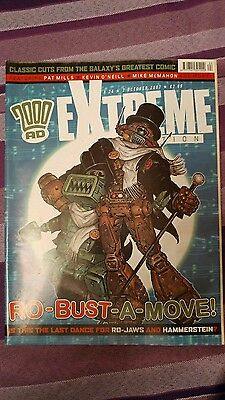2000AD Extreme Edition number 24 2nd October 2007