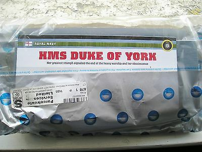Hm Duke Of York Battle Ship Atlas Edition Collection 1:1250 Bnib With Leaflet