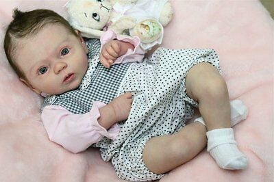 Reborn doll KIT Fienchen by Petra Seiffert - Nicky Creation - Real Effect