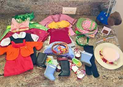 HUGE American Girl Doll Clothes, Accessories, Furniture and Pet LOT!