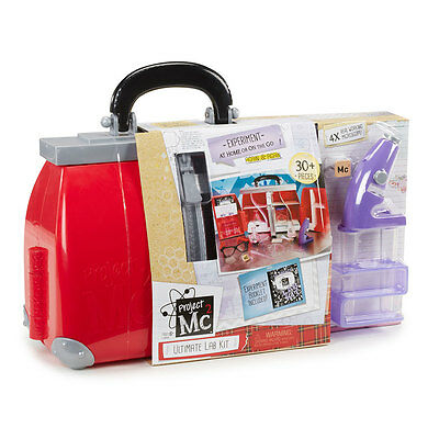 Project Mc2 Ultimate Lab Kit - Kids Toy - Presents and Gifts for Children