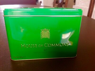 House of Commons Tea Caddy (empty) collectable