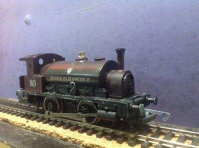 Hornby (China) QUEEN ELZABETH  80th. Part boxed