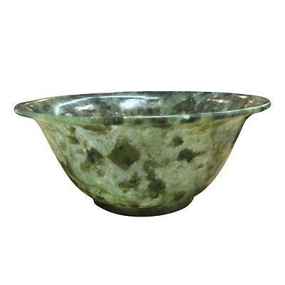 Chinese Spinach Jade Bowl