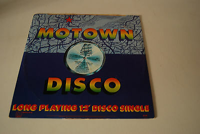 Motown Sounds, Space Dance, Motown 1979, factory sample