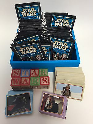 Star Wars Episode One 200 Stickers 6 In Pack + 200  Stickers + 80 Metallic