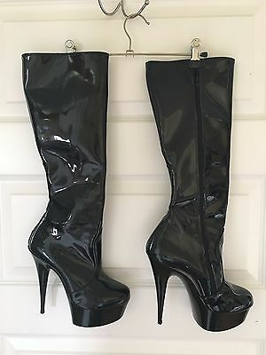 Pole Dancing Boots