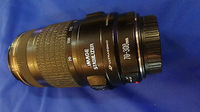 Canon Ultrasonic EF 70-300 mm 1:4-5.6 IS USM Objektiv
