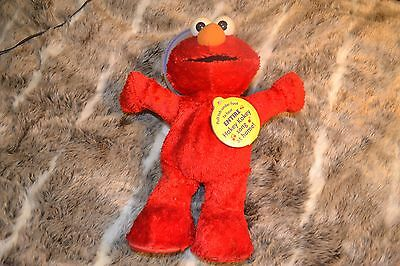Elmo Live Moving Dancing Toy