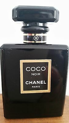 "Flacon Coco noir CHANEL "" factice""  50 ml."