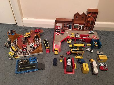 Micro Machines Playsets And Vehicles Galoob