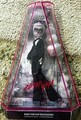 Monster High Lady GAGA Zombie Doll ..Limited Edition ** Sold Out **