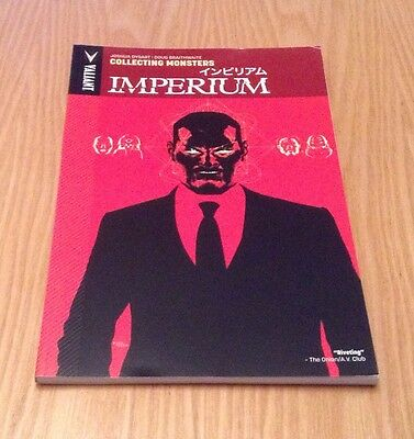 Imperium: Collecting Monsters Graphic Novel